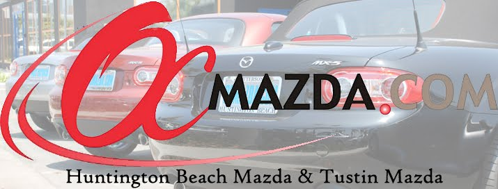 OC Mazda Family of Dealerships, Tustin Mazda and Huntington Beach Mazda