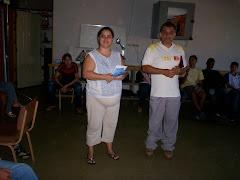Semana da Alimentação Saudável, agosto de 2008.