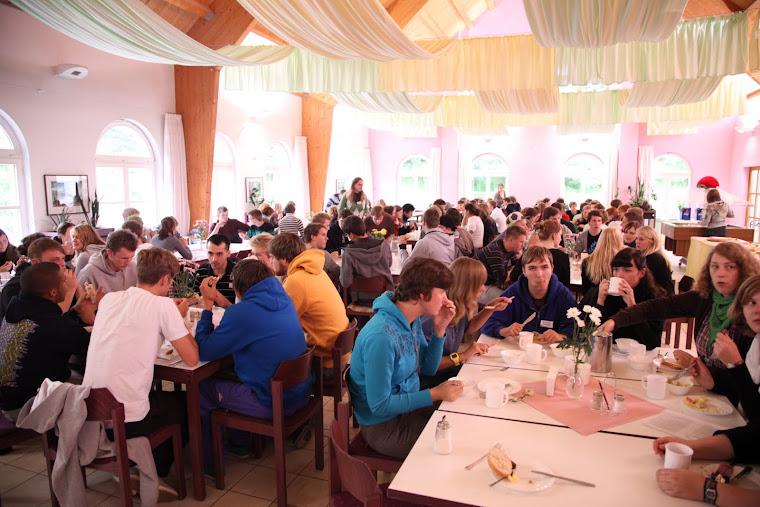 Essen in Hirschluch