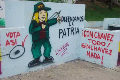 Venezuelan street art #3