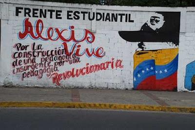 Venezuelan street art #8