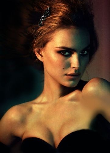 Natalie Portman New Boyfriend. The campaign featuring Portman