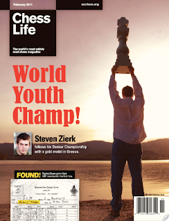 Download Chess Life Magazine February 2011