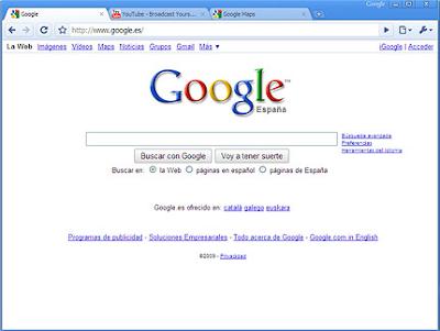 descargar navegador web google chrome gratis
