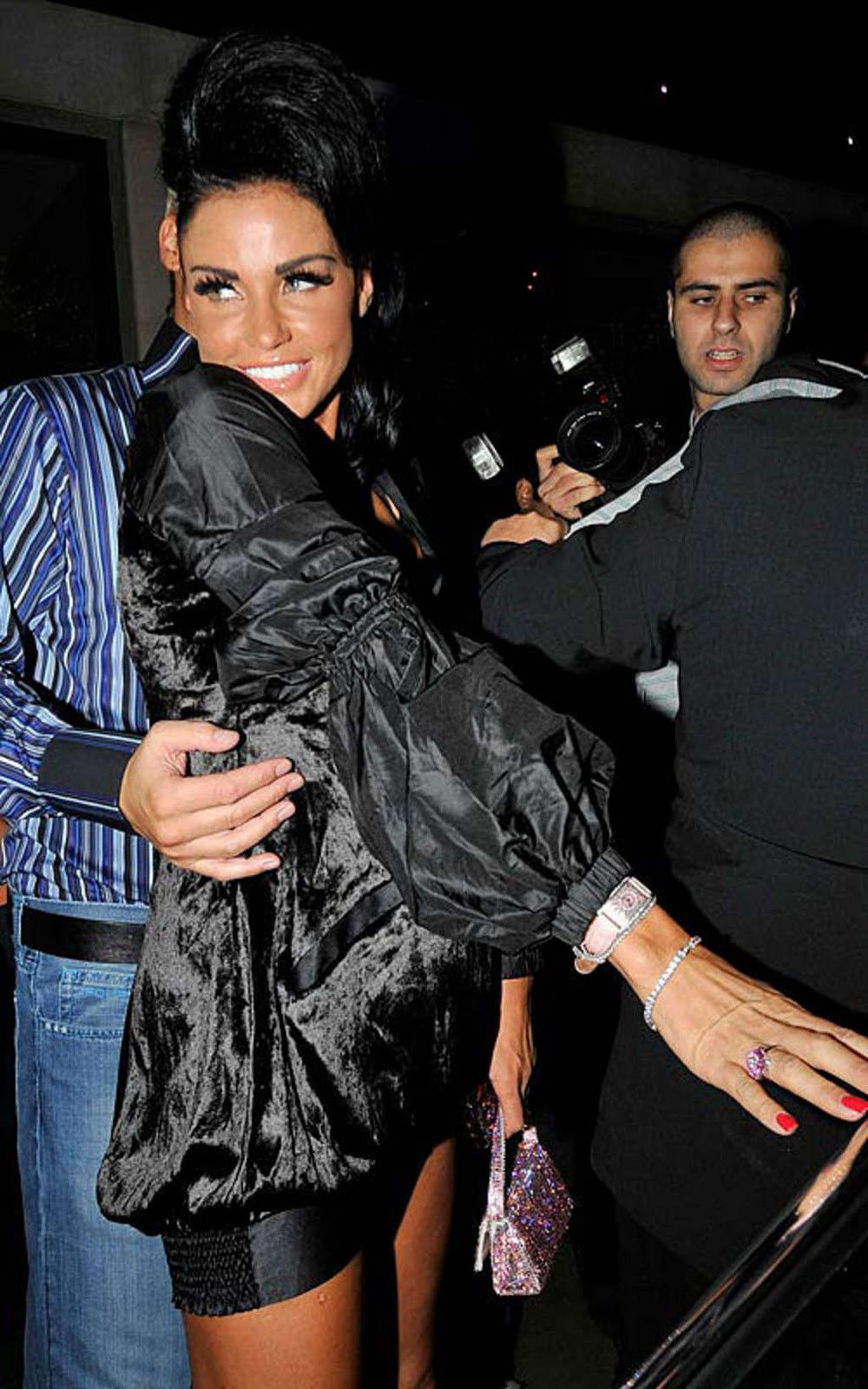 katie price 09 FREE NUDE CELEBS PICTURE: Abi Titmuss pussy covered transparent black panty ...