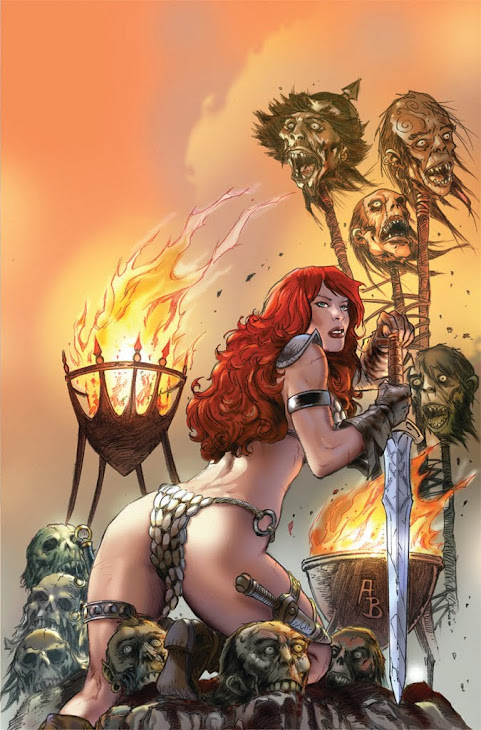 Red Sonja   Color