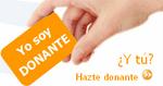¿Quieres ser donante?