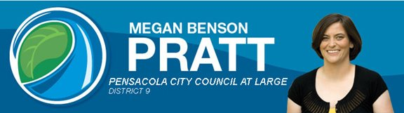 Megan Pratt, Pensacola City Council At-Large