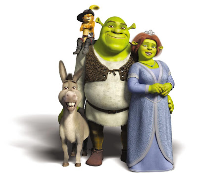 push shrek wallpaper