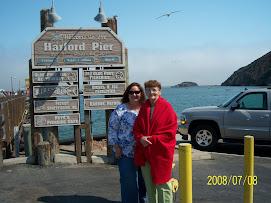 Karen and Eileen