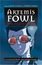 Artemis Fowl book1 USA
