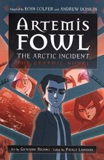 Artemis Fowl USA book2 ON SALE!!!