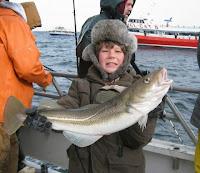 Cod is king for Belmar princess fishing report