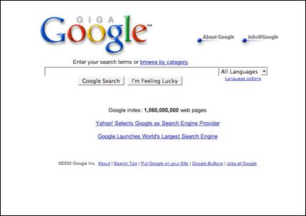 Fakta Google yang tidak diketahui ramai