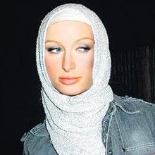 Paris Hilton peluk agama Islam