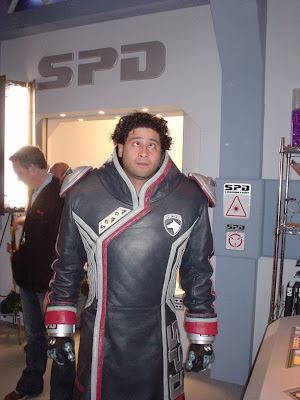 john tui power rangers spd