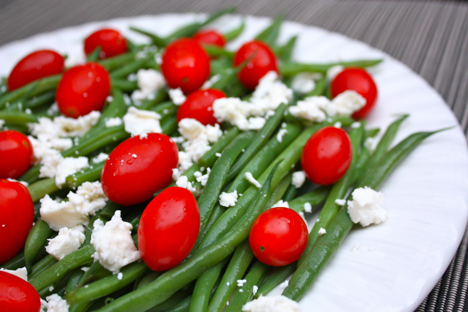 salad green bean and cherry tomato salad recipe yummly potato green ...