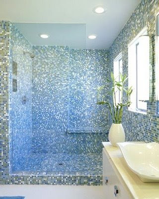 contemporary bathroom tile design ideas