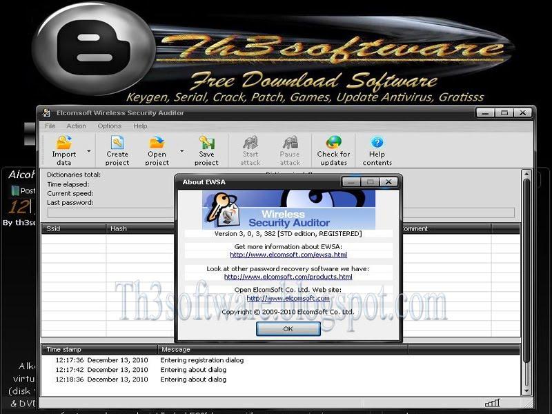WiFi Password Remover 60 - Baixar Software