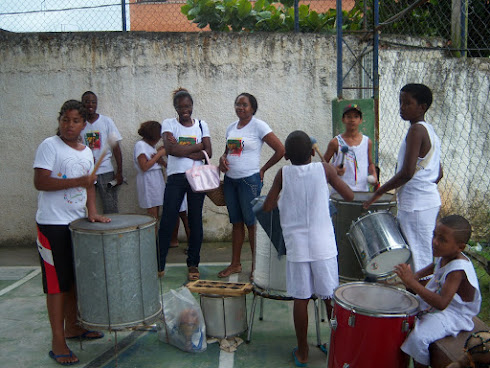 Cultura Afro e Indígena no Sol Nascente. Parabéns, direção, alunos e professores!