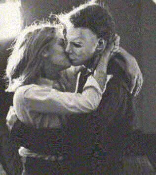 Scary Michael Myers photos