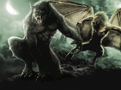 horror wallpaper. Werewolf Wallpapers | Horror
