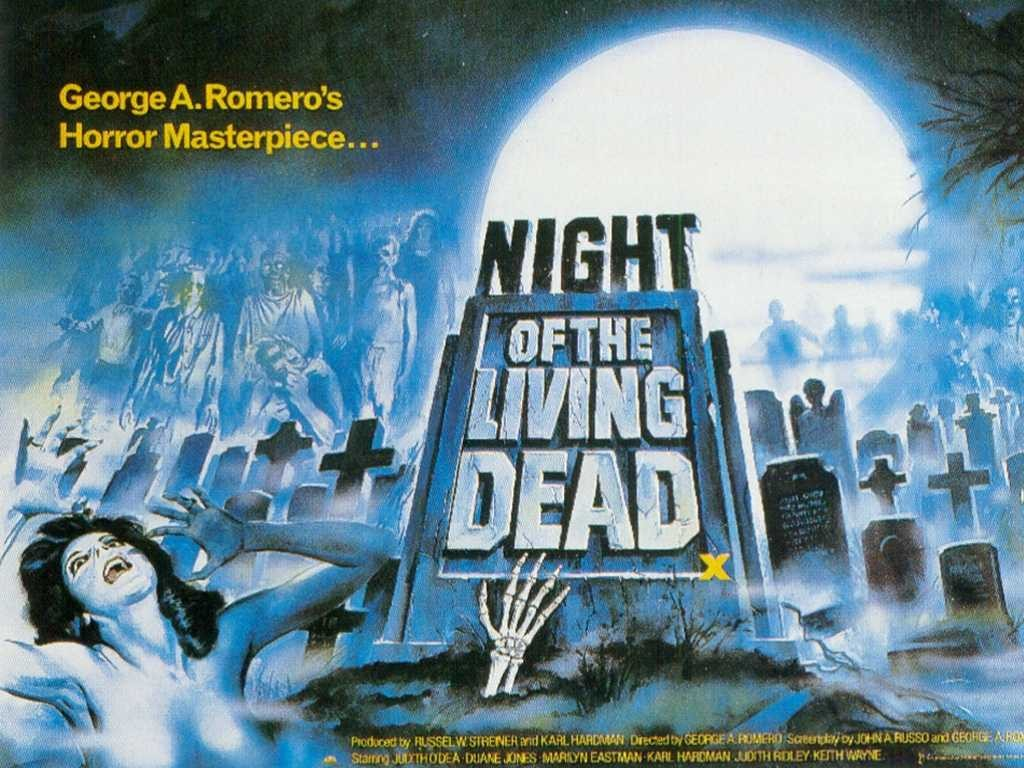 the night of the living dead It was the night of april 4, 1968, and george a romero was driving to new york city from pittsburgh on a mission: in the days to come he was to meet with.