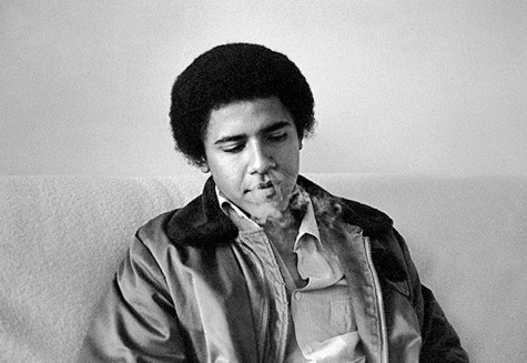 barack obama young - photo #3