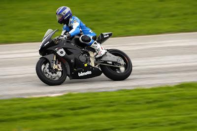 Bimota HB4 Moto2 Race Bike 2010