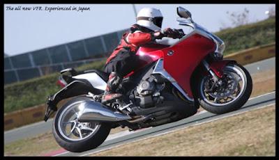 Best Honda VFR1200F 2010