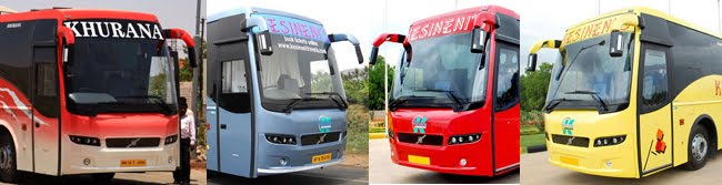 Indian Luxury Buses