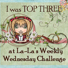 I was top three at la la's land