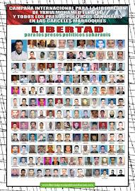 Libertad para los presos politicos saharauis