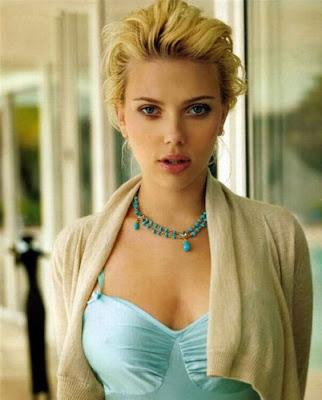 Scarlett Johansson Boob on Mdolla  Scarlett Johansson Best Breast Moments
