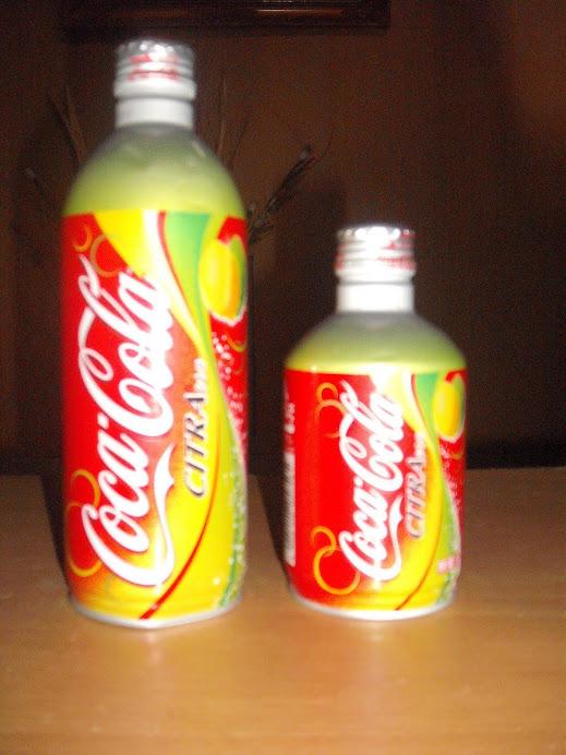 botol coke