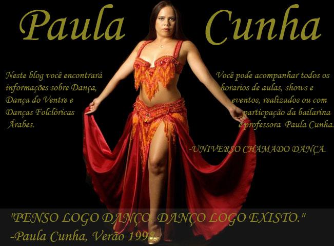 Paula Cunha- Dança, Conhecimento em Movimento.
