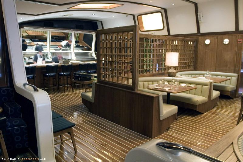 Nautical restaurant design joy studio gallery