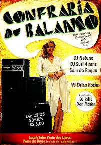 Confraria du Balanço - 2ª Edição - Maio 2010