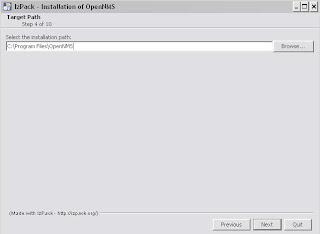 install opennms windows