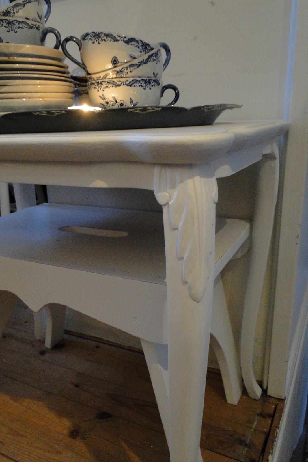 Bevara Bloggen Små möbler!