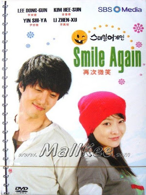 film serial: SMILE AGAIN (Lee Dong Gun, Kim Hee Sun, Yoon Se Ah)