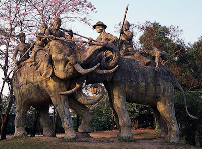 Samut Prakan Ancient City
