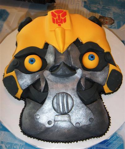 wallpaper transformers bumblebee. transformer-umblebee cake