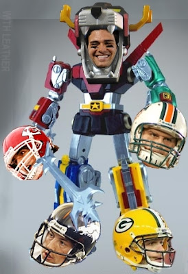 It's Voltron Made Out Of Bad NFL Quarterbacks