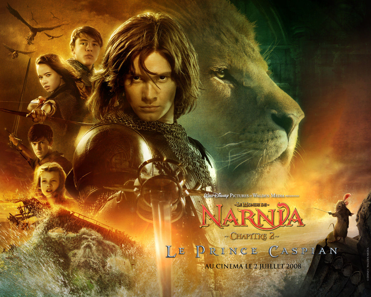 the chronicles of narnia Enjoy the chronicles of narnia in its entirety with this paperback box set, containing the mass market editions of c s lewis's classic fantasy series.