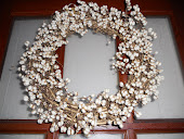 Popcorn Tree Wreath