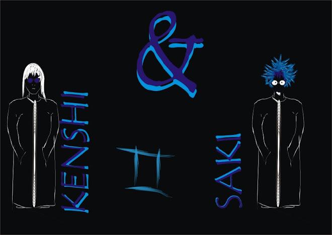 Kenshi & Saki Go Wild