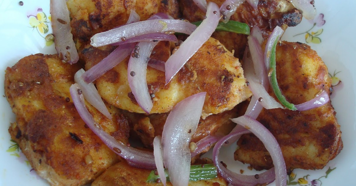 how to fry fish with no oil