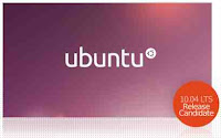 Ubuntu 10.04 LTS (RC) published