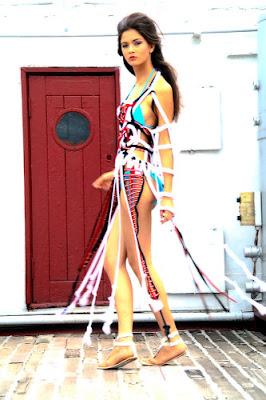 Brazilian Model Fernanda Cordeiro